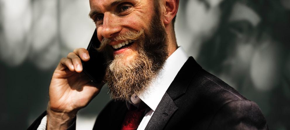 ヒゲNG職の男性は「青髭除去」を狙ってツルツル脱毛を!