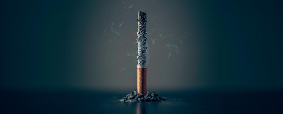 喫煙習慣はヒゲを濃くする!? その根拠と理由を解説!